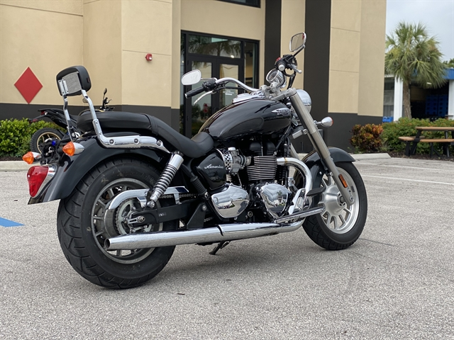 2014 Triumph America Base at Fort Myers