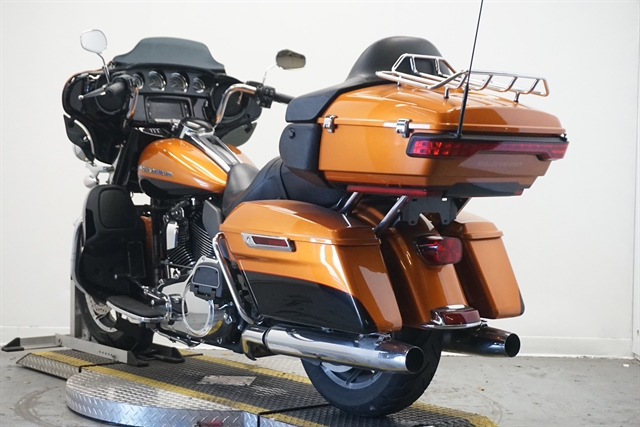 2016 Harley-Davidson Electra Glide Ultra Limited at Texoma Harley-Davidson