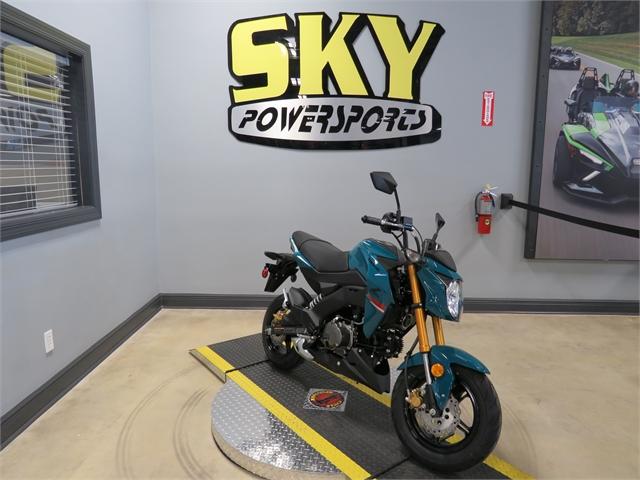 2021 Kawasaki Z125 PRO Base at Sky Powersports Port Richey