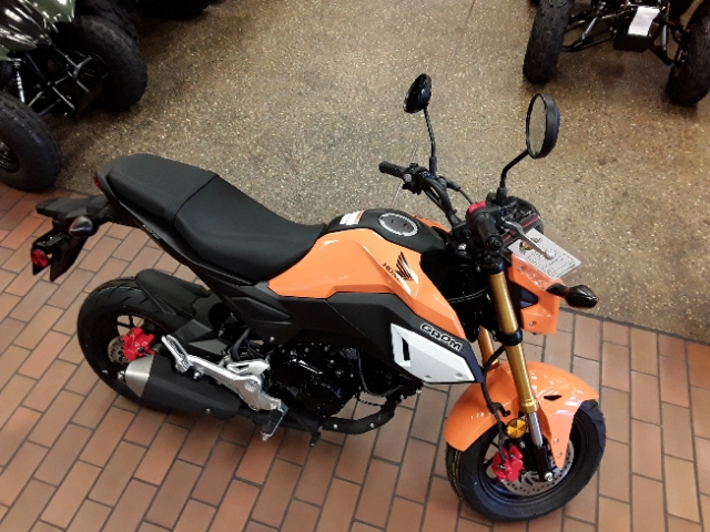 New 2019 Honda Grom Base