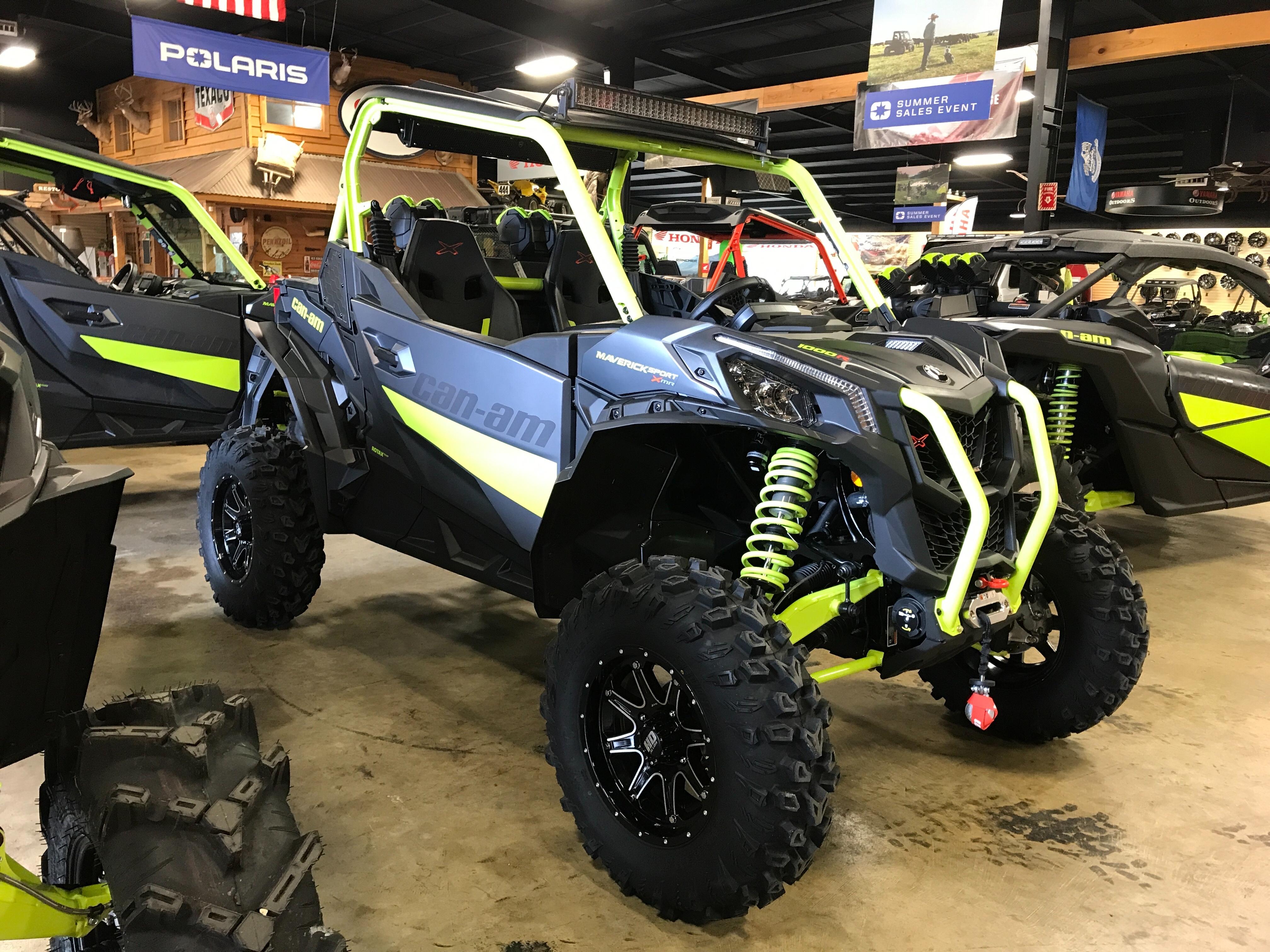 2021 CAN-AM 1000R SPORT XMR X mr 1000R at ATV Zone, LLC
