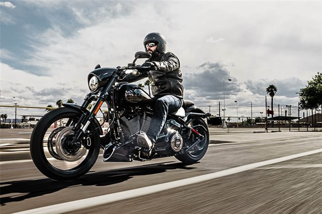 2017 Harley-Davidson Softail CVO Pro Street Breakout at Williams Harley-Davidson