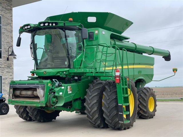 2018 John Deere S780 at Keating Tractor