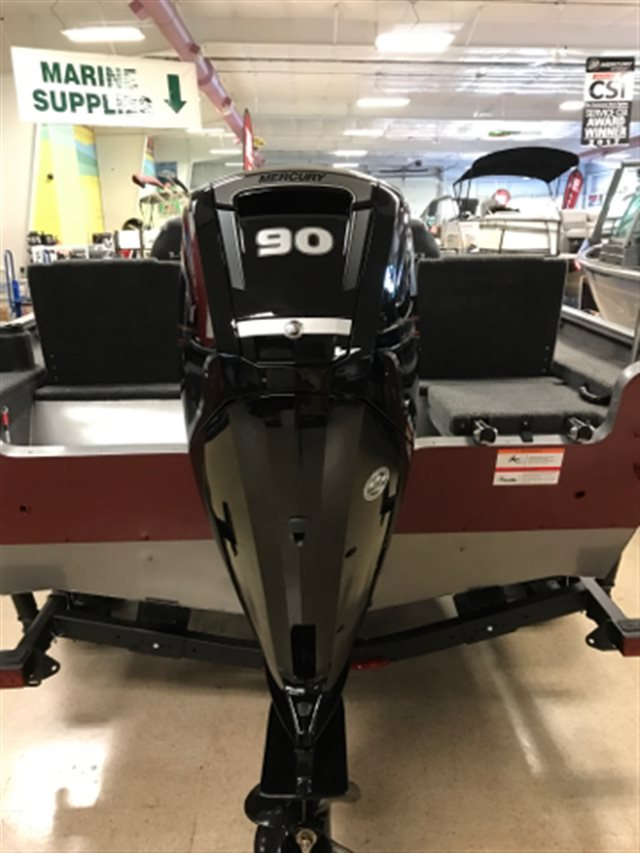 2019 Lund 1675 ADVENTURE SS W/ MERCURY 90 at Pharo Marine, Waunakee, WI 53597