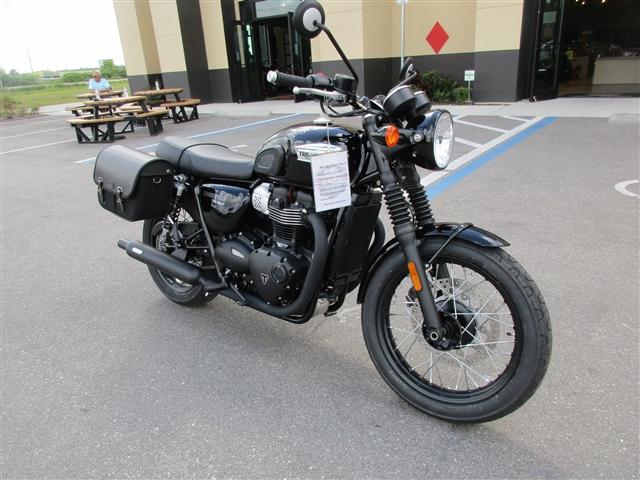 2019 Triumph Bonneville T100 Black at Fort Myers