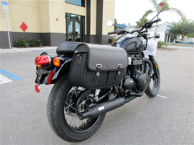 2019 Triumph Bonneville T100 Black at Fort Myers