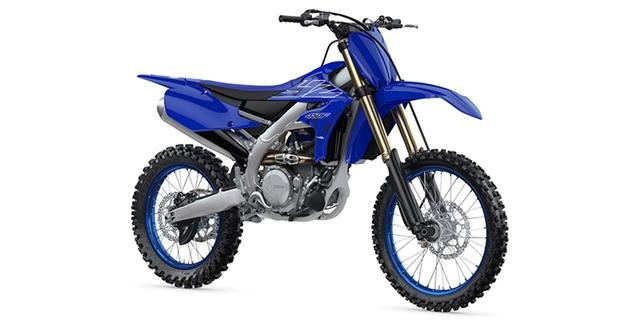 2022 Yamaha YZ 450F at Wild West Motoplex