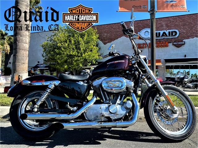 2006 Harley-Davidson Sportster 883 Low at Quaid Harley-Davidson, Loma Linda, CA 92354