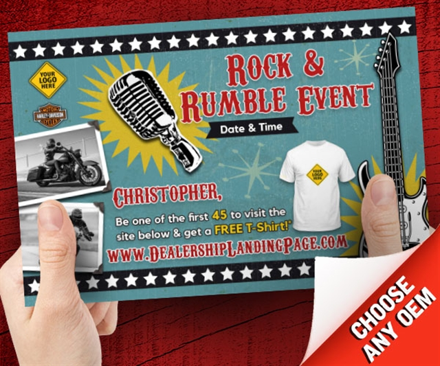 Rock and Rumble Event Powersports at PSM Marketing - Peachtree City, GA 30269