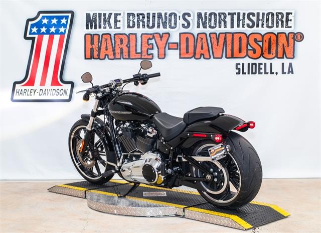 2019 Harley-Davidson Softail Breakout at Mike Bruno's Northshore Harley-Davidson