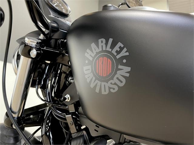 2021 Harley-Davidson Cruiser XL 883N Iron 883 at Destination Harley-Davidson®, Tacoma, WA 98424