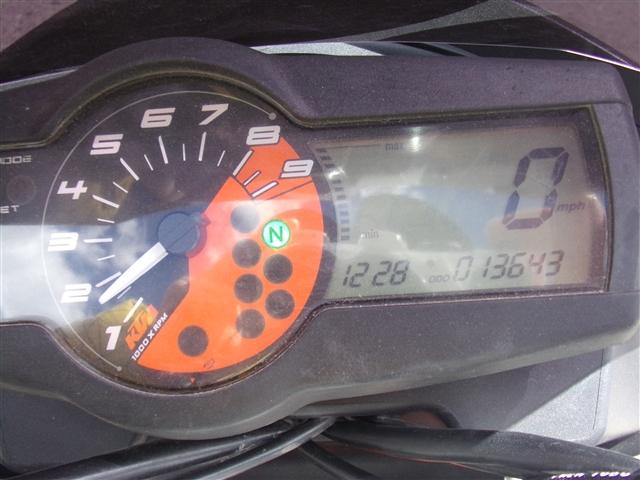 2013 KTM Duke 690 at Power World Sports, Granby, CO 80446