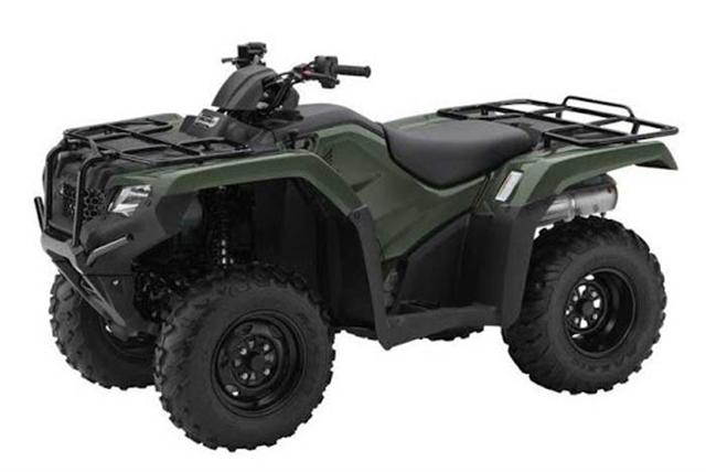 2020 Honda Rancher 4X4 4X4 EPS at Bay Cycle Sales