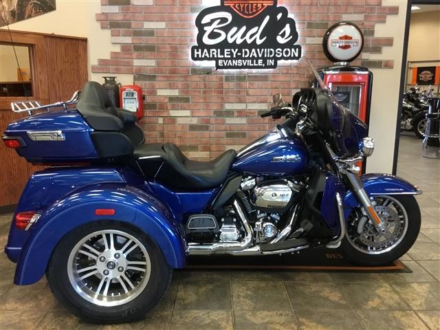 2017 Harley-Davidson Trike Tri Glide Ultra at Bud's Harley-Davidson, Evansville, IN 47715