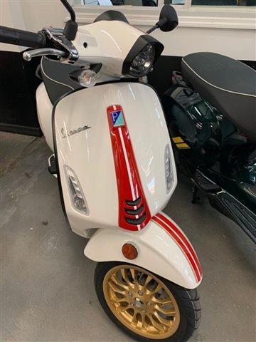2021 Vespa Sprint 50 iGet Racing M21 50 Racing Sixties at Powersports St. Augustine