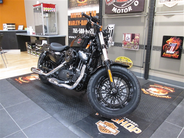 2019 Harley-Davidson Sportster Forty-Eight at Hunter's Moon Harley-Davidson®, Lafayette, IN 47905