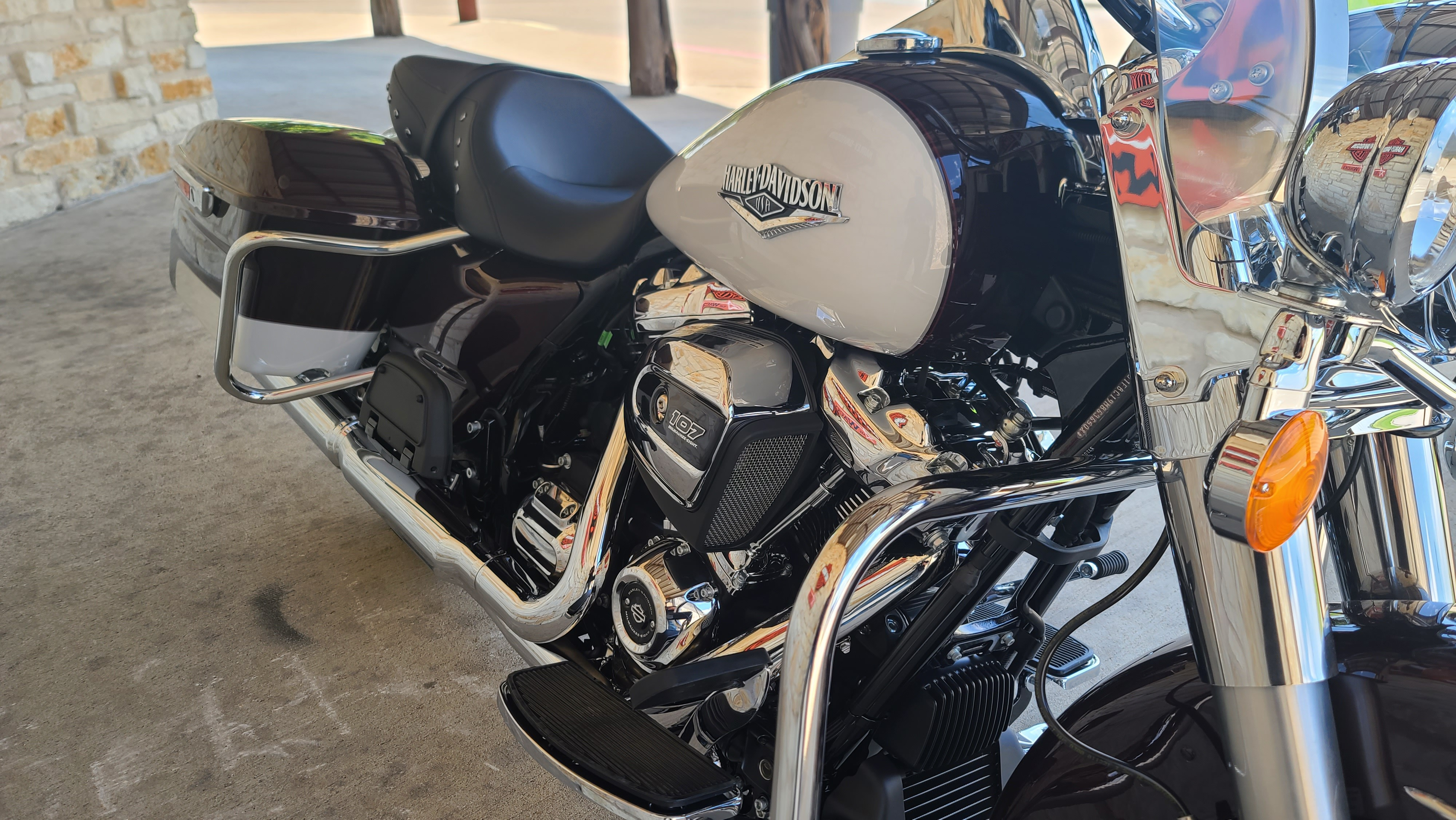 2021 Harley-Davidson Touring Road King at Harley-Davidson of Waco