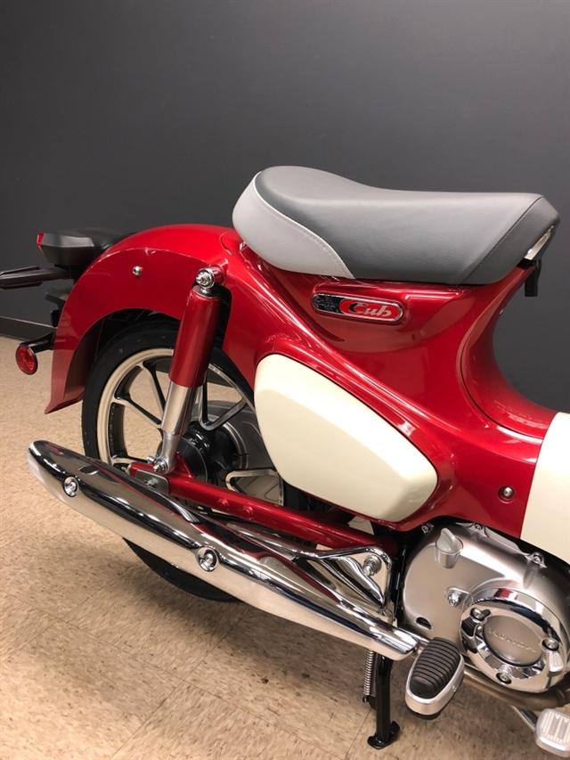 2021 Honda Super Cub C125 ABS at Sloans Motorcycle ATV, Murfreesboro, TN, 37129