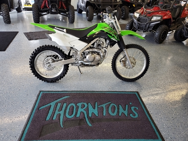 2020 Kawasaki KLX 140L at Thornton's Motorcycle - Versailles, IN