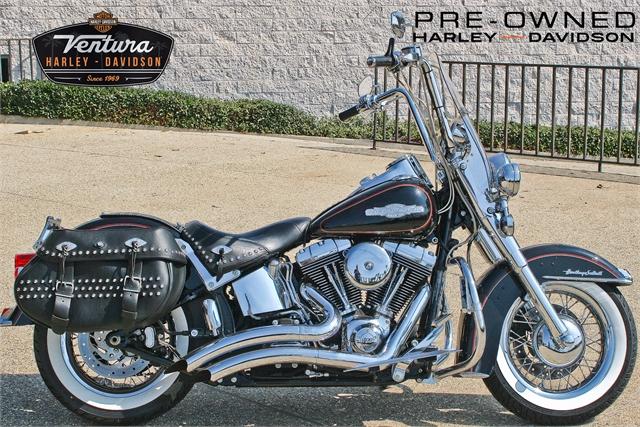 2014 Harley-Davidson Softail Heritage Softail Classic at Ventura Harley-Davidson