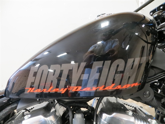 2014 Harley-Davidson Sportster Forty-Eight at Copper Canyon Harley-Davidson
