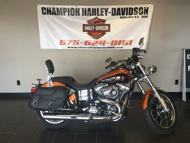 2014 Harley-Davidson Dyna Low Rider at Champion Harley-Davidson
