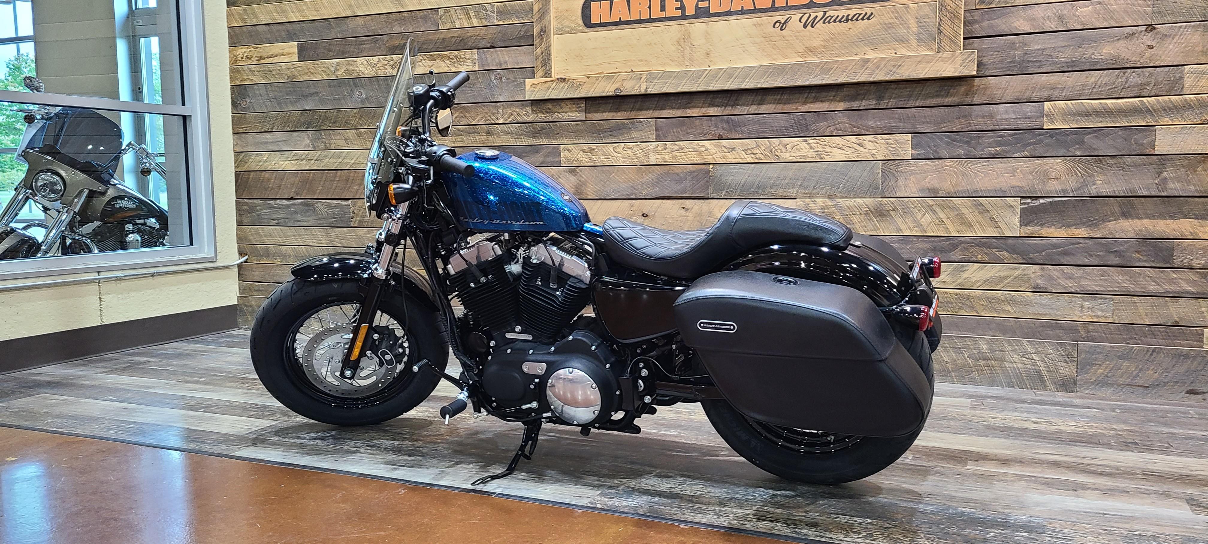 2015 Harley-Davidson Sportster Forty-Eight at Bull Falls Harley-Davidson