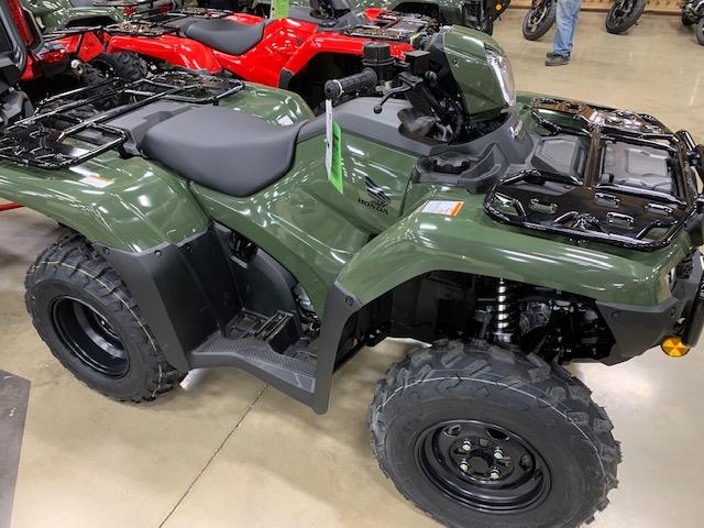 2021 Honda FourTrax Foreman 4x4 at Got Gear Motorsports