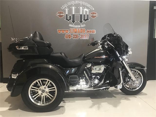 2019 Harley-Davidson Trike Tri Glide Ultra at Lima Harley-Davidson