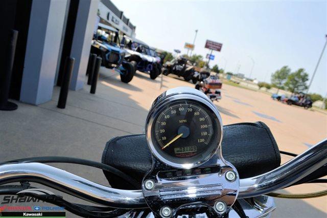 2005 Harley-Davidson Dyna Glide Super Glide Custom at Shawnee Honda Polaris Kawasaki