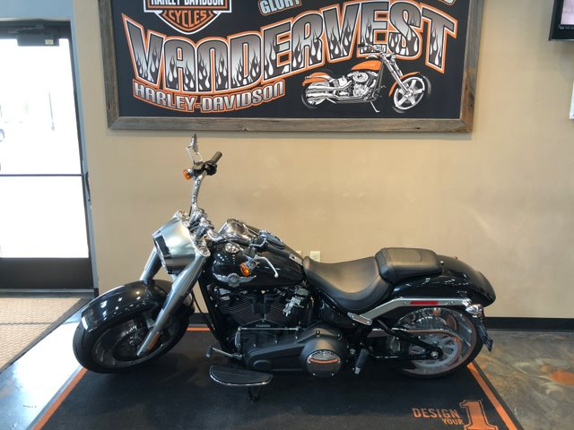 2018 Harley-Davidson Softail Fat Boy 114 at Vandervest Harley-Davidson, Green Bay, WI 54303