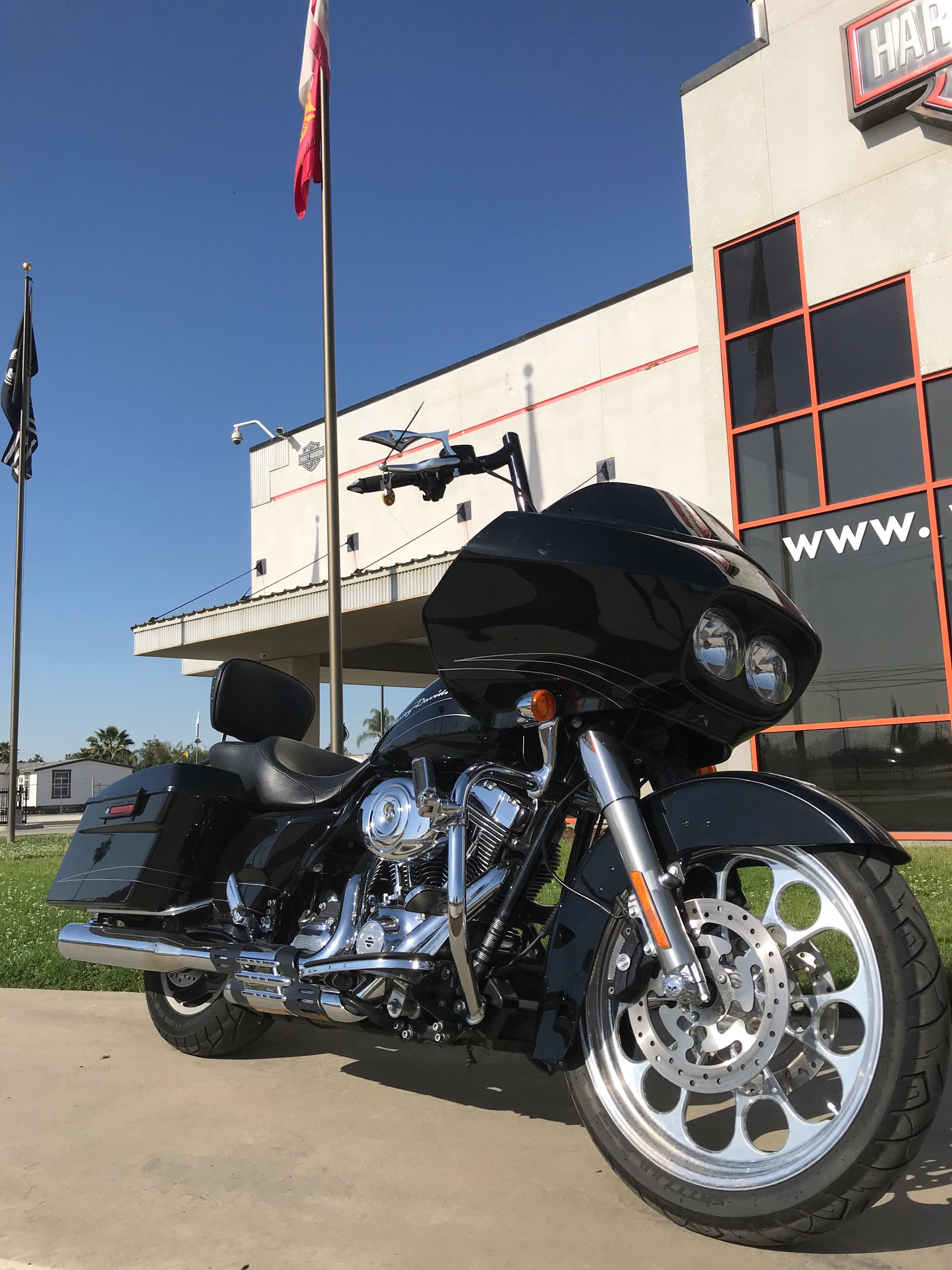 2012 Harley-Davidson Road Glide Custom at Visalia Harley-Davidson