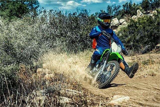 2022 Kawasaki KLX 140R F at Santa Fe Motor Sports