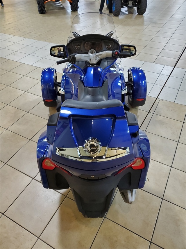 2012 Can-Am Spyder Roadster RT Audio And Convenience at Sun Sports Cycle & Watercraft, Inc.