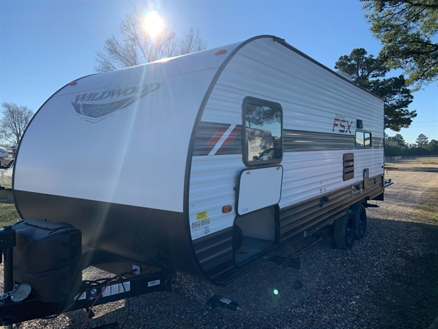 2020 Forest River Wildwood FSX at Campers RV Center, Shreveport, LA 71129