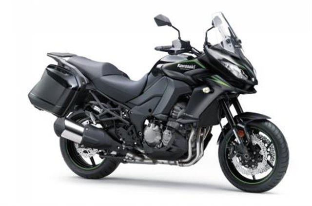 2018 Kawasaki Versys 1000 LT at Pete's Cycle Co., Severna Park, MD 21146