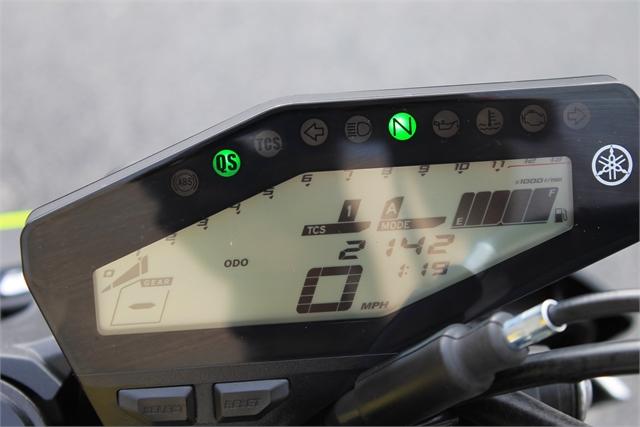 2017 Yamaha FZ 09 at Extreme Powersports Inc