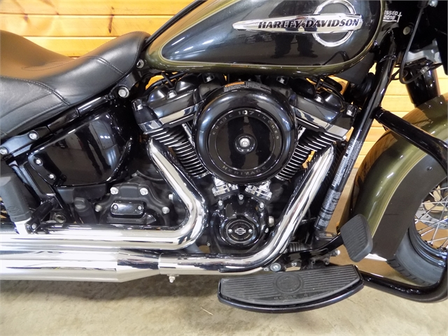 2018 Harley-Davidson Softail Heritage Classic at St. Croix Harley-Davidson