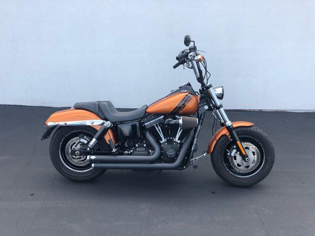 2014 Harley-Davidson Dyna Fat Bob at Thunder Harley-Davidson
