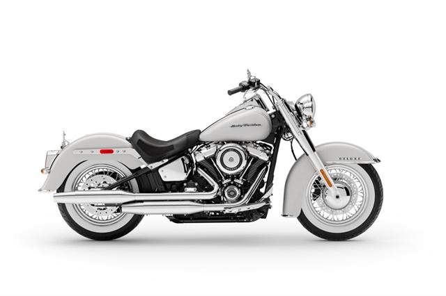 2020 Harley-Davidson Softail Deluxe at Williams Harley-Davidson