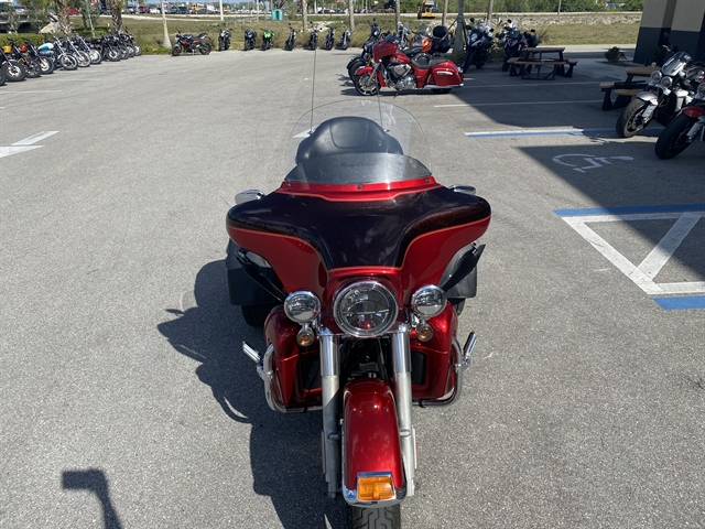 2012 Harley-Davidson Trike Tri Glide Ultra Classic at Fort Myers
