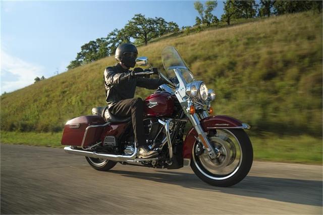 2021 Harley-Davidson Touring Road King at Gruene Harley-Davidson