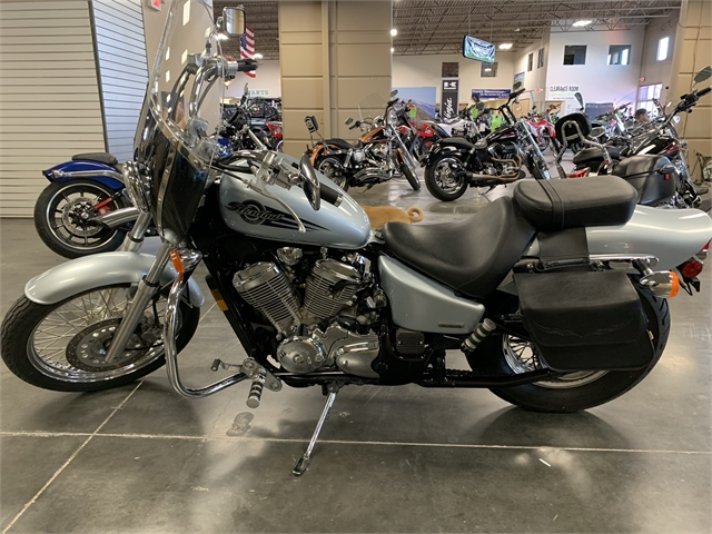 2007 Honda Shadow VLX Deluxe at Star City Motor Sports