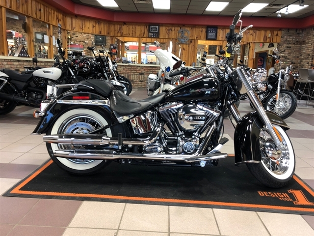 2017 Harley-Davidson Softail Deluxe at High Plains Harley-Davidson, Clovis, NM 88101
