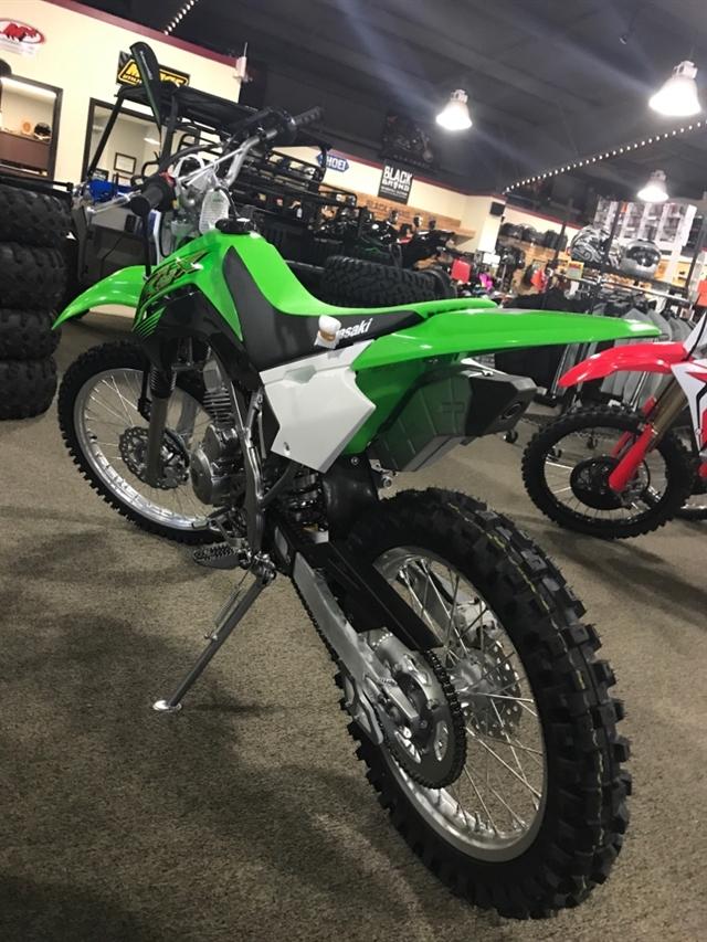 2020 Kawasaki KLX® 140G at Dale's Fun Center, Victoria, TX 77904