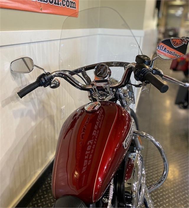 2009 Harley-Davidson Sportster 1200 Low at Gasoline Alley Harley-Davidson (Red Deer)