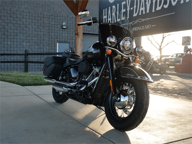2021 Harley-Davidson Touring FLHCS Heritage Classic 114 at Outlaw Harley-Davidson