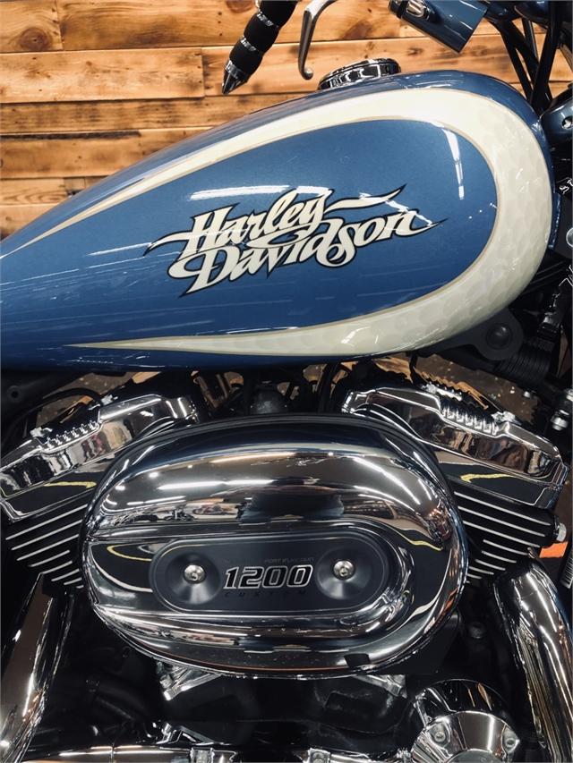 2012 Harley-Davidson Sportster 1200 Custom at Holeshot Harley-Davidson