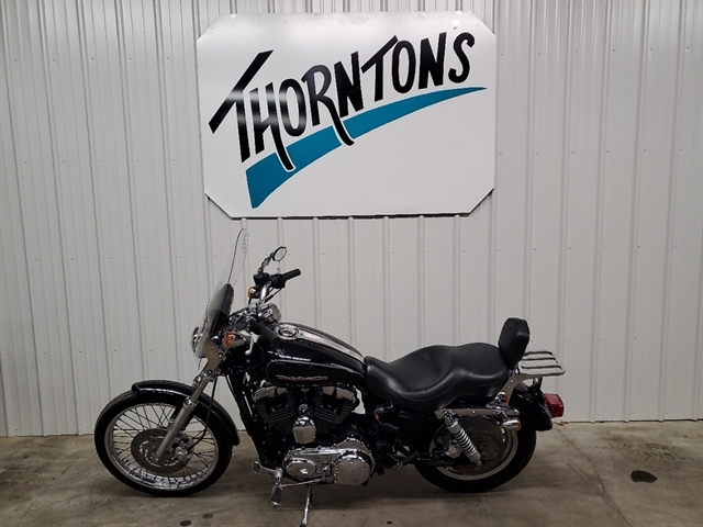 2004 Harley-Davidson Sportster 1200 Custom at Thornton's Motorcycle - Versailles, IN