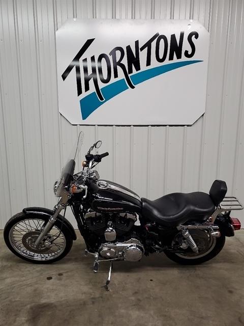 2004 Harley-Davidson Sportster 1200 Custom at Thornton's Motorcycle - Versailles, IN